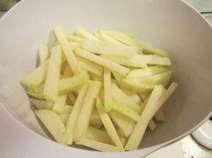 Kohlrabi Fries 1