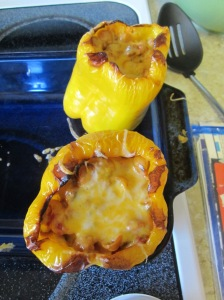 Stuffed peppers 4