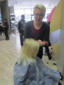 First Haircut 1