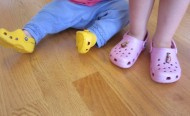 (Almost) Matching Crocs!